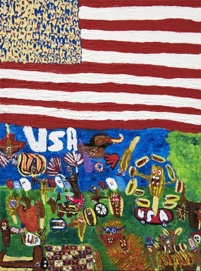 Hot Dog Americana II