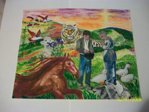 Peaceable Kingdom I