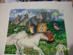 Peaceable Kingdom II