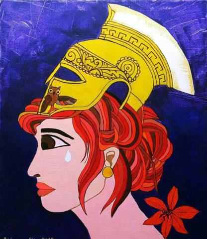 Athena Monologues No. 4