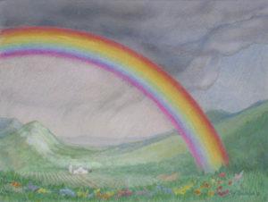 Rain, Rainbow, Regeneration