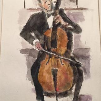 Cellist YoYo Ma