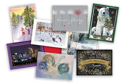become a holiday card artist - Artistic Holiday Cards